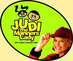 Judi the Manners Lady signature